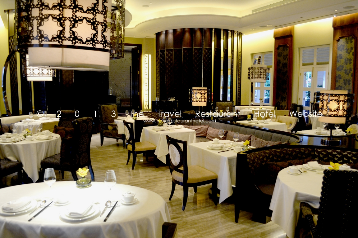 Cassia capella singapore 11 july 2013 the travel for Hotel restaurant