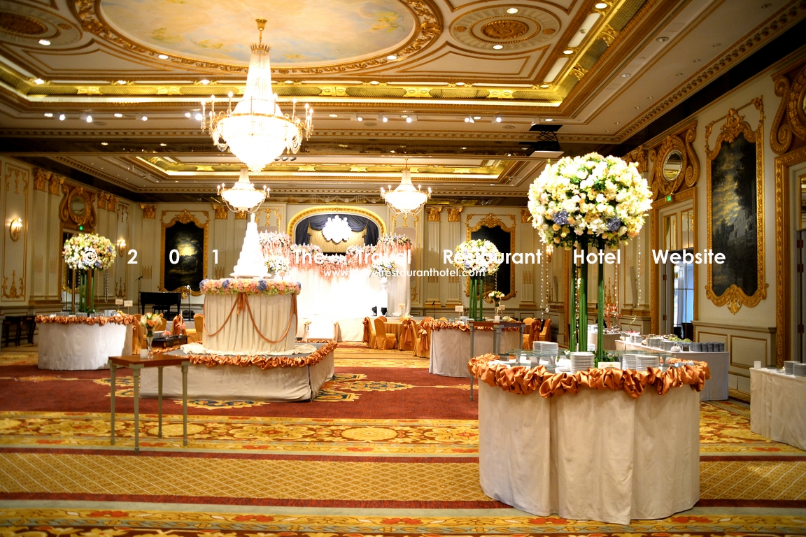 Mandarin Oriental Ballroom Bangkok The Travel