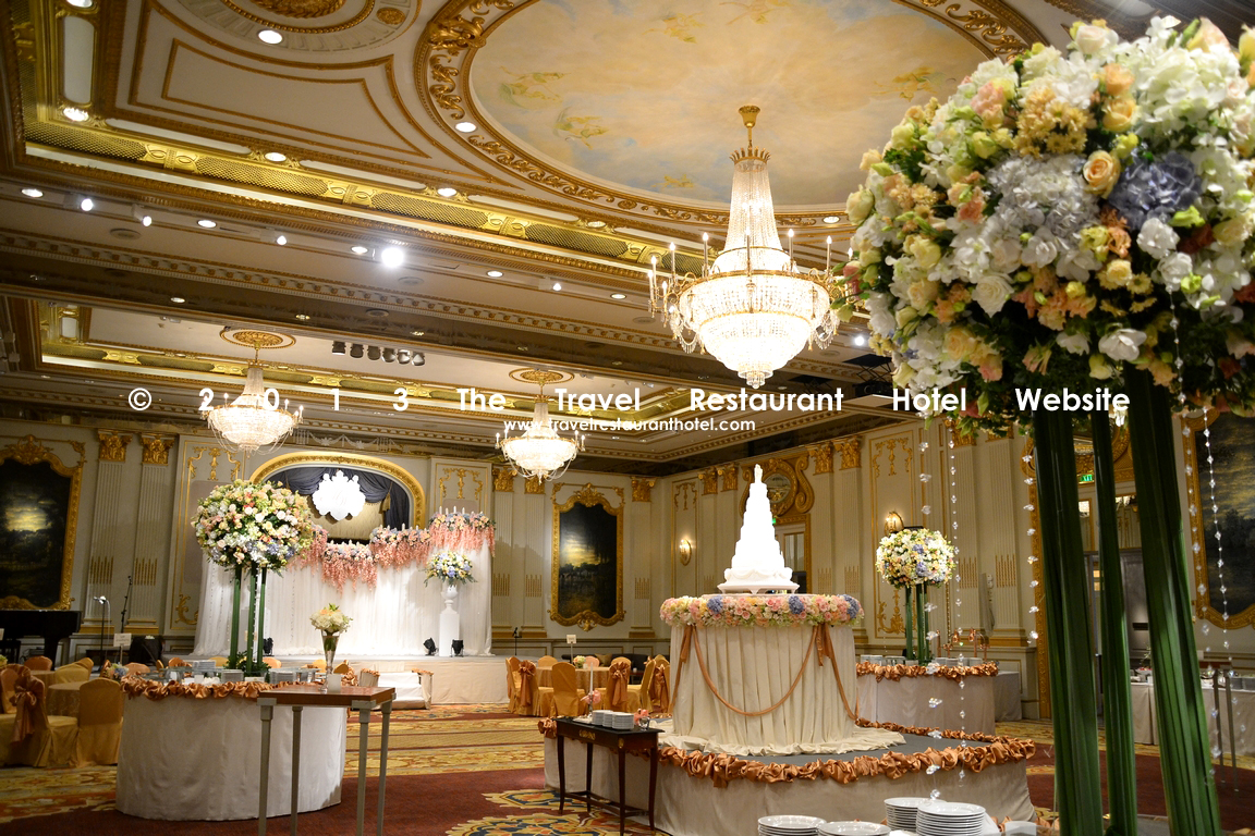 mandarin oriental ballroom bangkok the travel restaurant hotel website. Black Bedroom Furniture Sets. Home Design Ideas