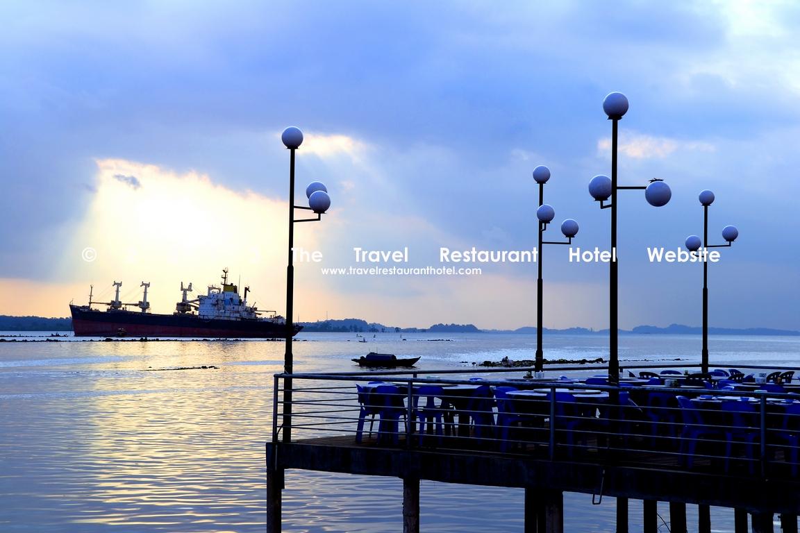 Seafood in Batam; Wey Wey Seafood