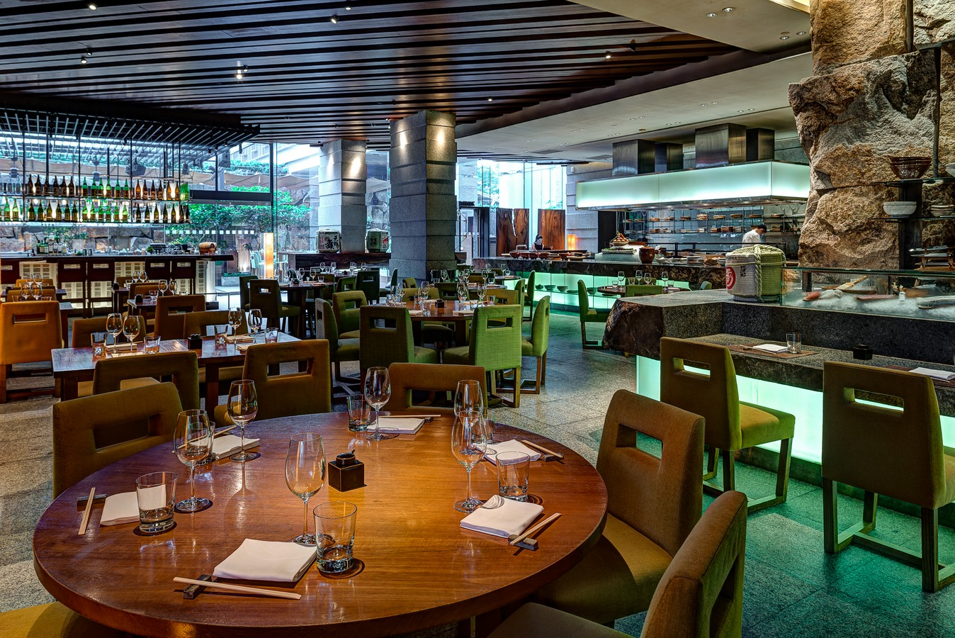 Zuma bangkok the travel restaurant hotel website